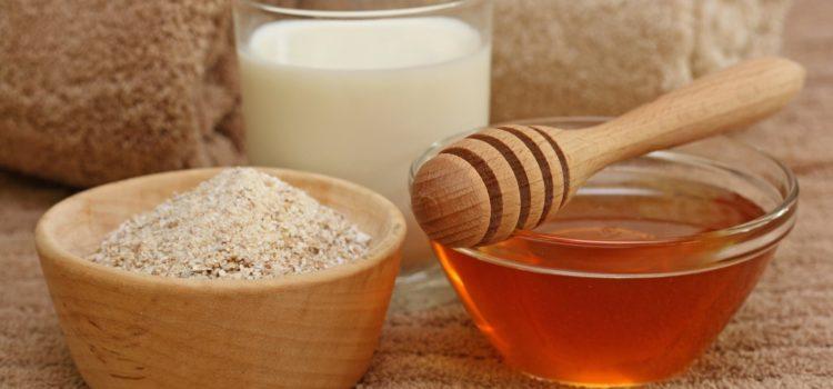 Мед со сливочным маслом