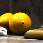 Ингредиенты для настойки из лимона