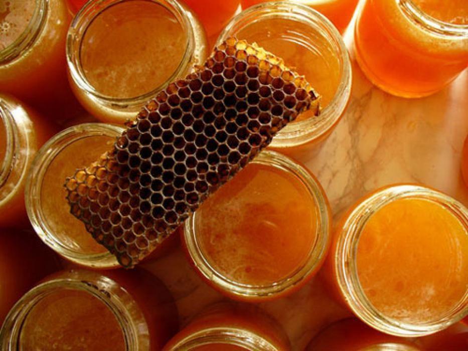 Мёд и прополис