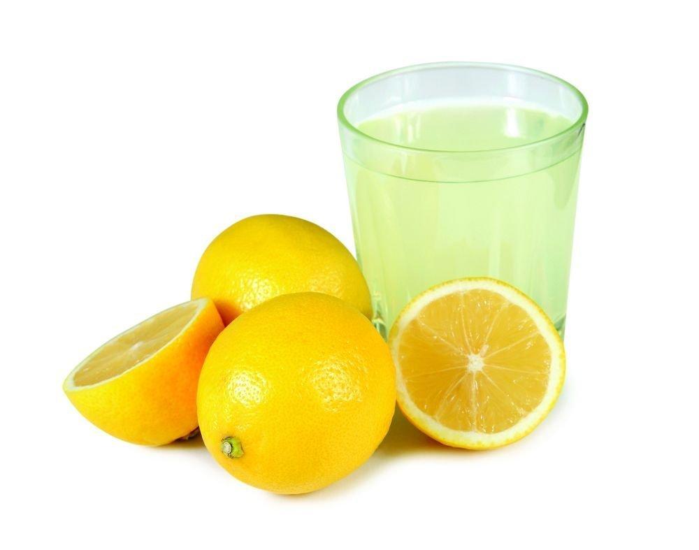 касторка с лимоном очищение кишечника