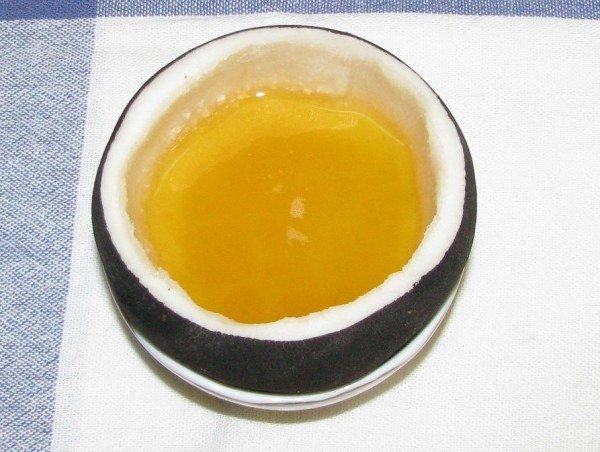 Мёд с редькой