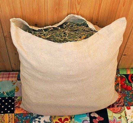 Подушка с травами