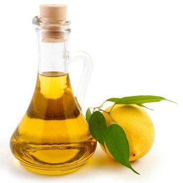 Лимон и касторовое масло