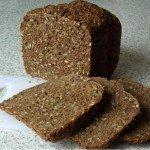 Цельнозерновой хлеб кусочками