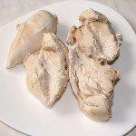 Куриное мясо и нежирная рыба