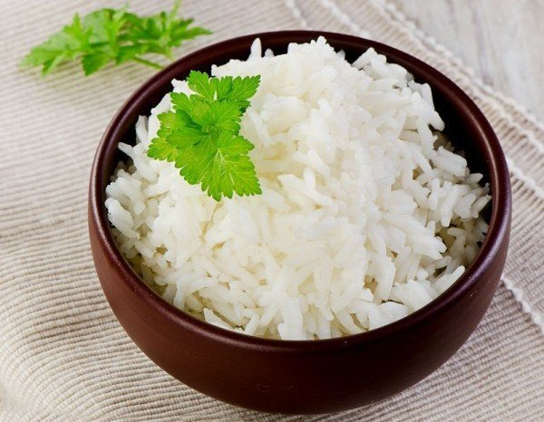 Рис на воде