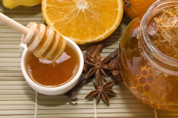 Мёд в ёмкостях