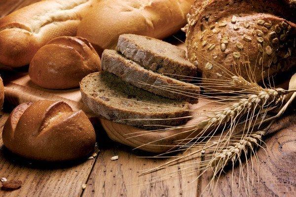 Хлеб на столе
