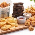 Солёные и острые блюда