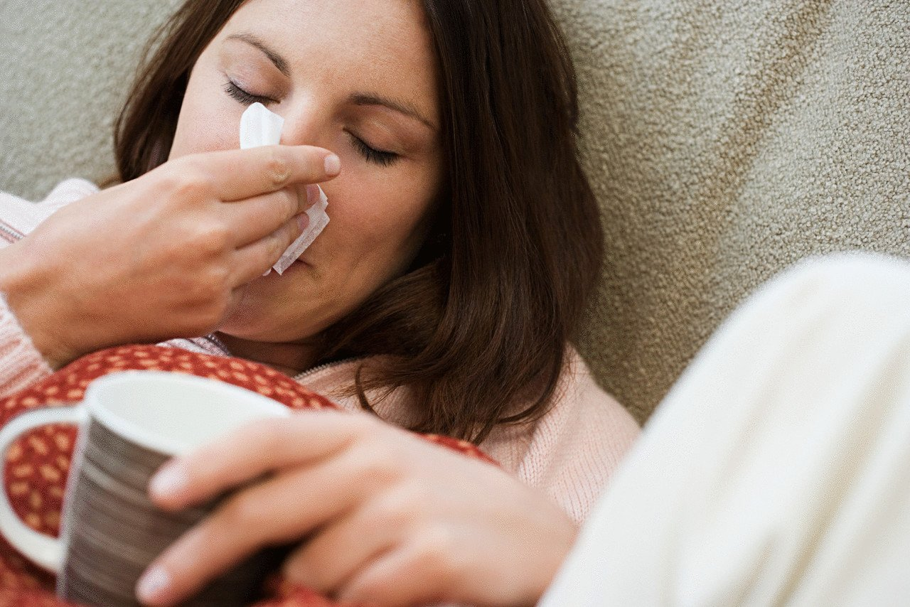 Как избавиться от насморка – средство от насморка
