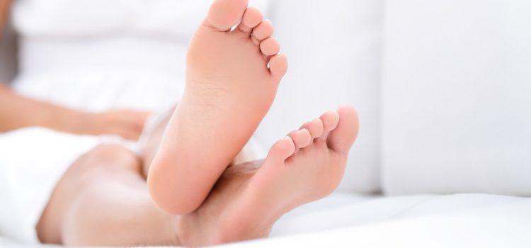 Шипица на ноге - руке