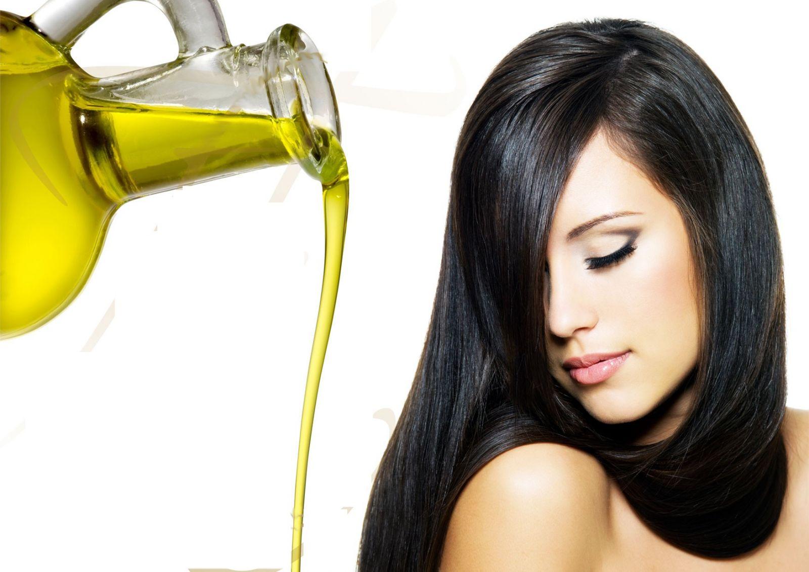 Целебные масла избавят волосы от перхоти