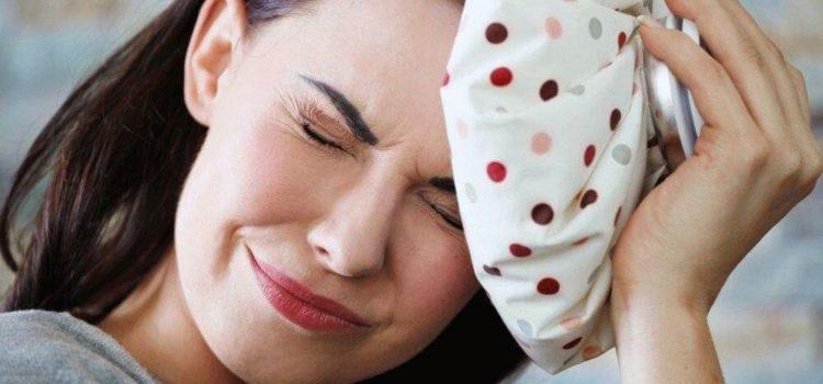 Мигрень – лечение в домашних условиях