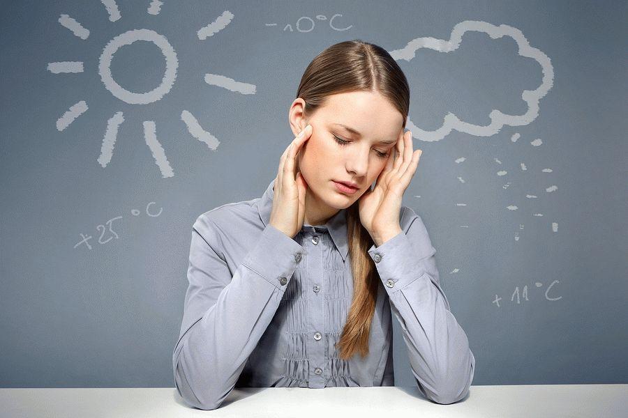 Часто болит голова – давление