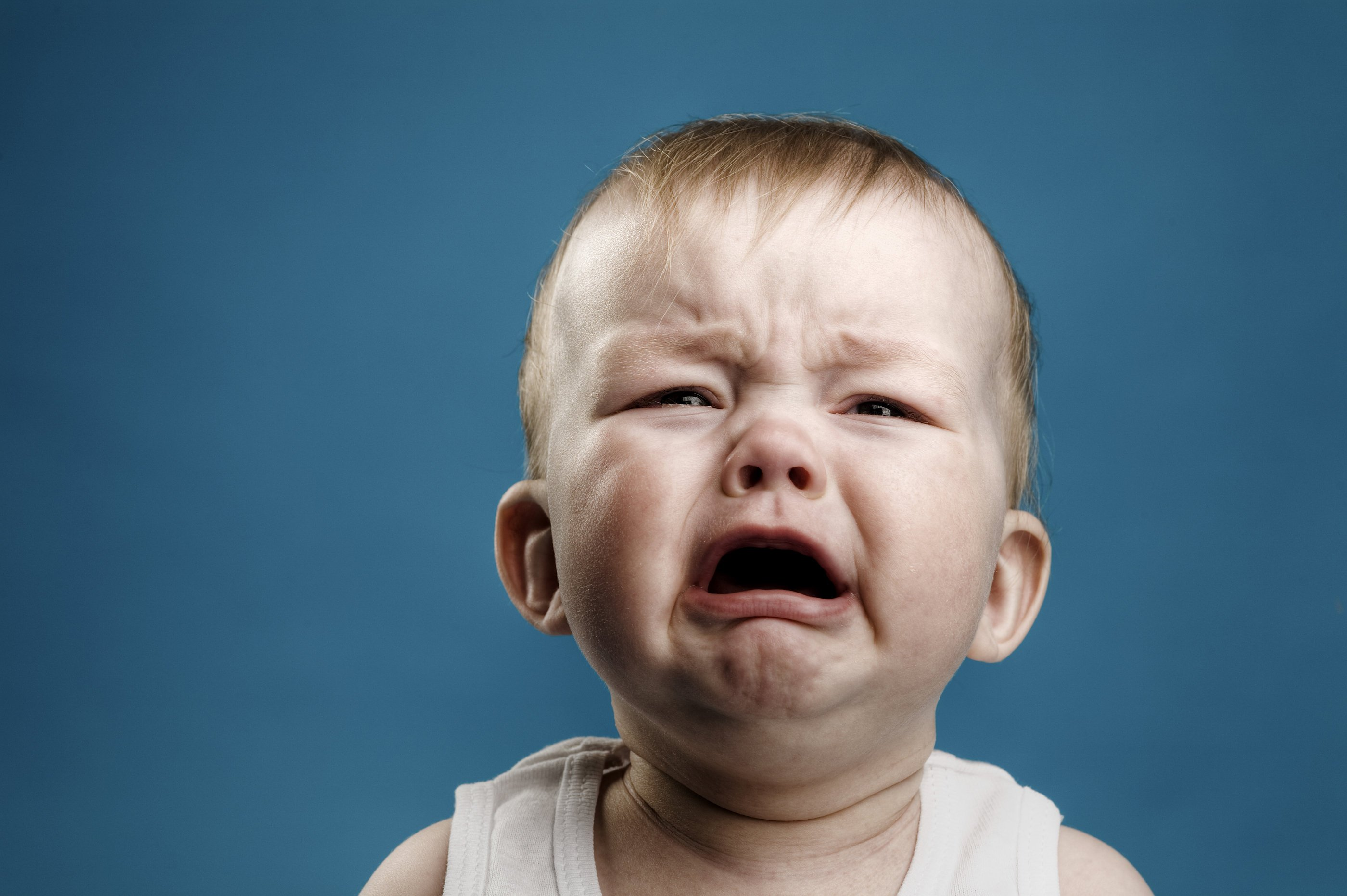 Почему ребенок плачет – Почему кричит ребенок