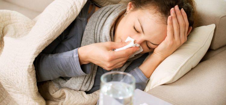 Грипп – симптомы и лечение
