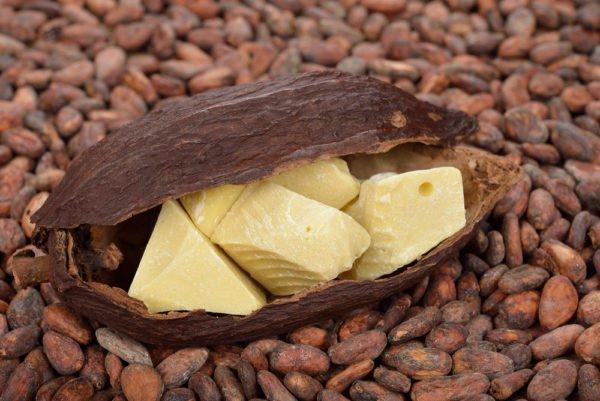 Масло какао ибобы