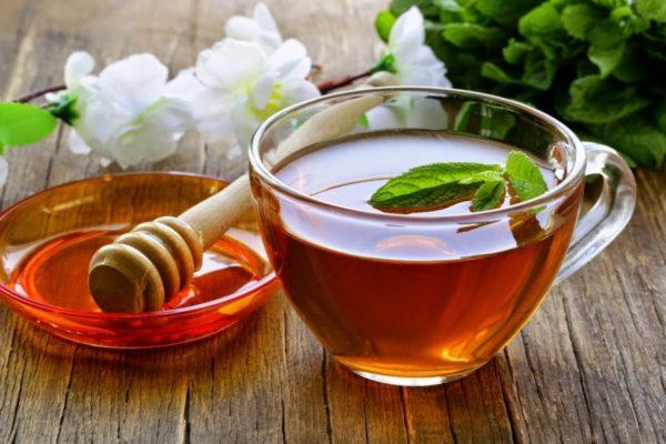 Мёд и чай