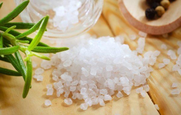 Пищевая поваренная соль крупного помола
