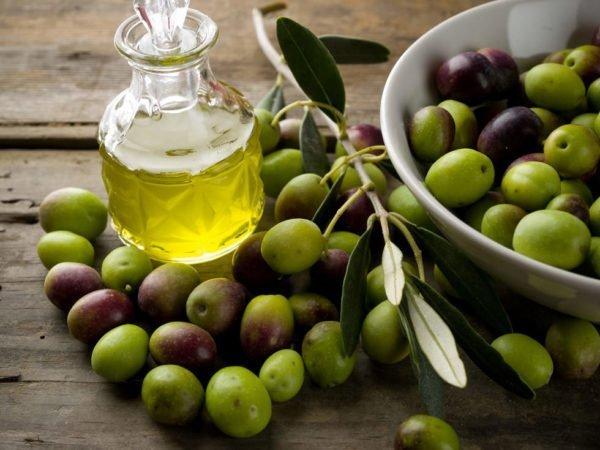 Оливки и масло из них