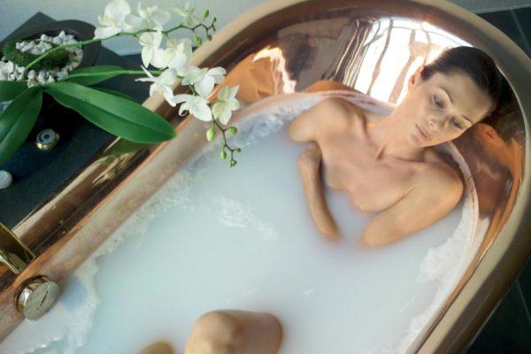 Приём ванны