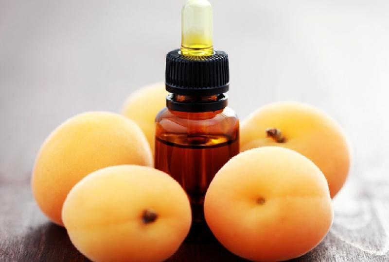 Персики и масло из них