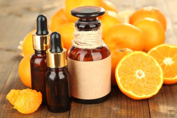 Апельсины и масло из них