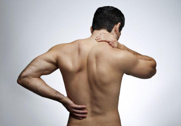 остеохондроз у мужчины