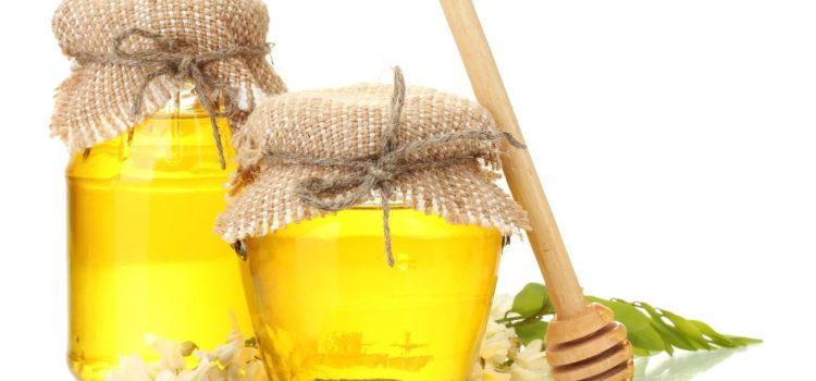 Баночка мёда