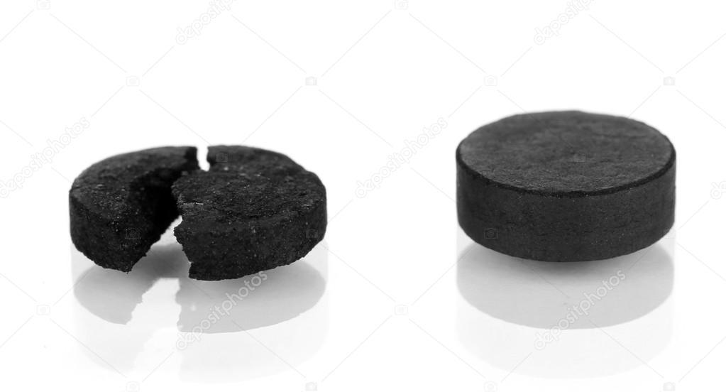 активированный уголь от паразитов