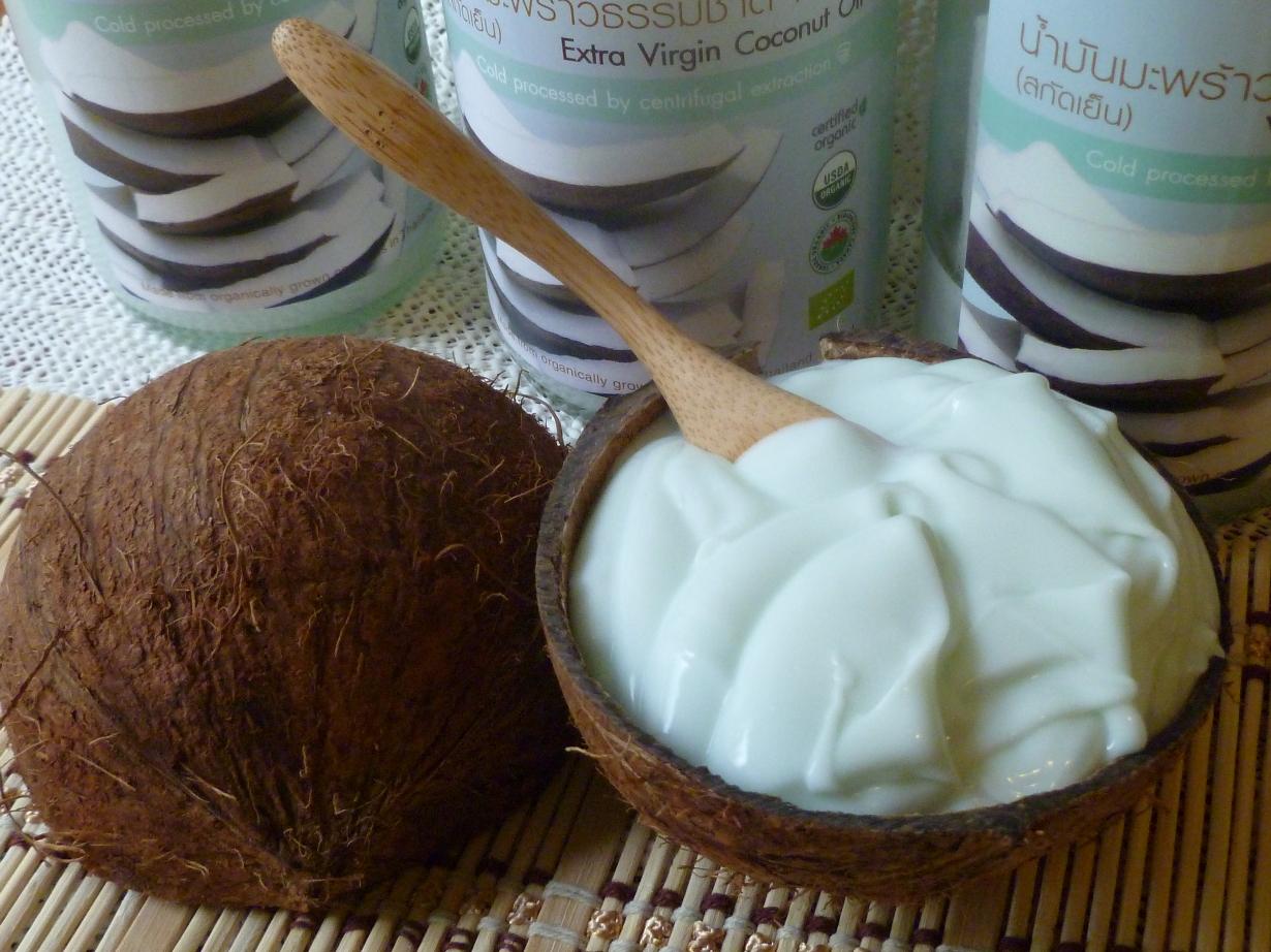 Как сделать кокосовый кефире