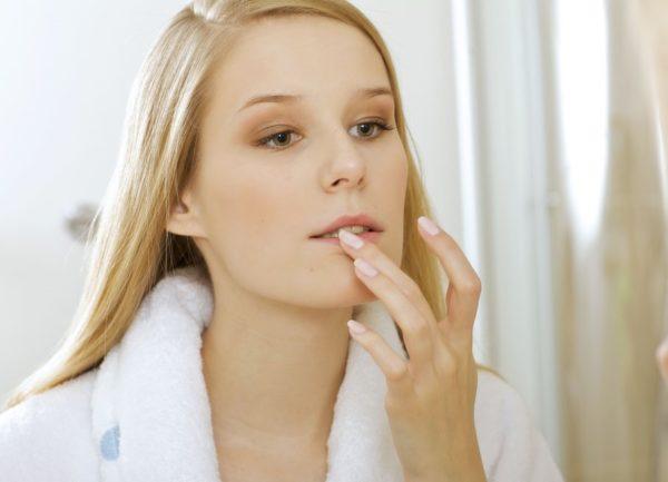 Ретенционная киста на губе