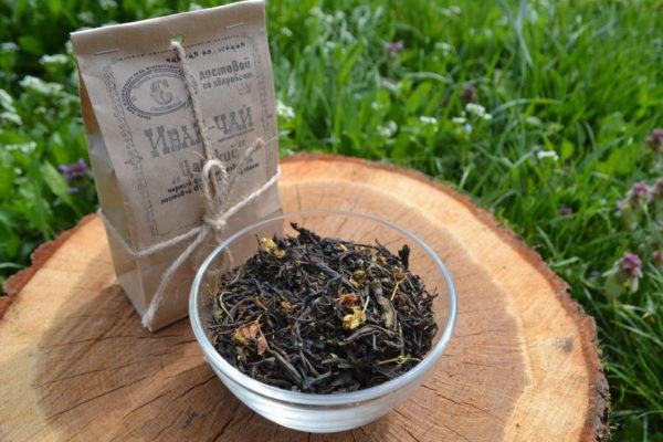 Чёрный иван-чай