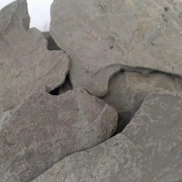 Камешки синей глины