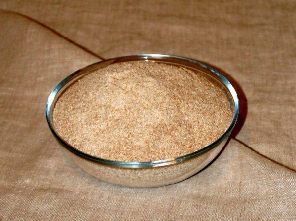 Мука из зародышей пшеницы