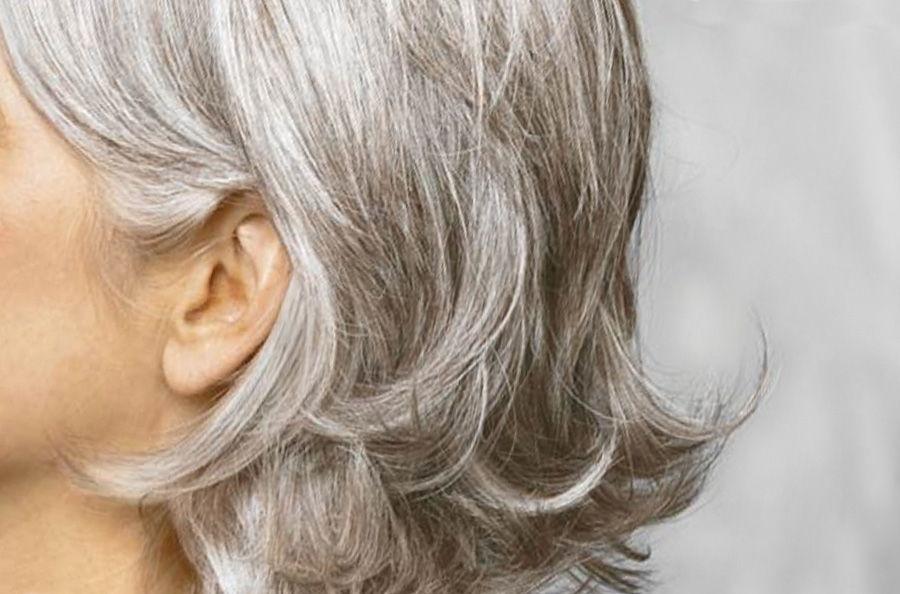 Как сделать седые волосы темнее