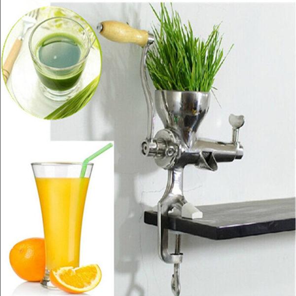 Соковыжималка, сок апельсина и ростков