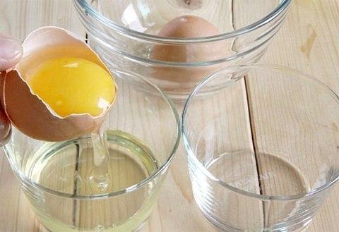 Яичные маски обладают очищающим и подтягивающим эффектом!
