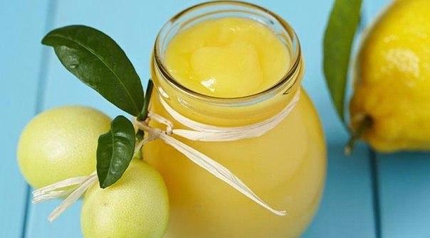 Медово-лимонная маска с подтягивающим эффектом