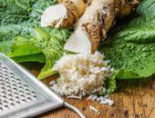 Хрен — невероятно полезный овощ для организма человека