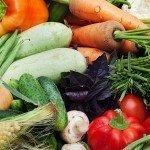 Разнообразны овощи