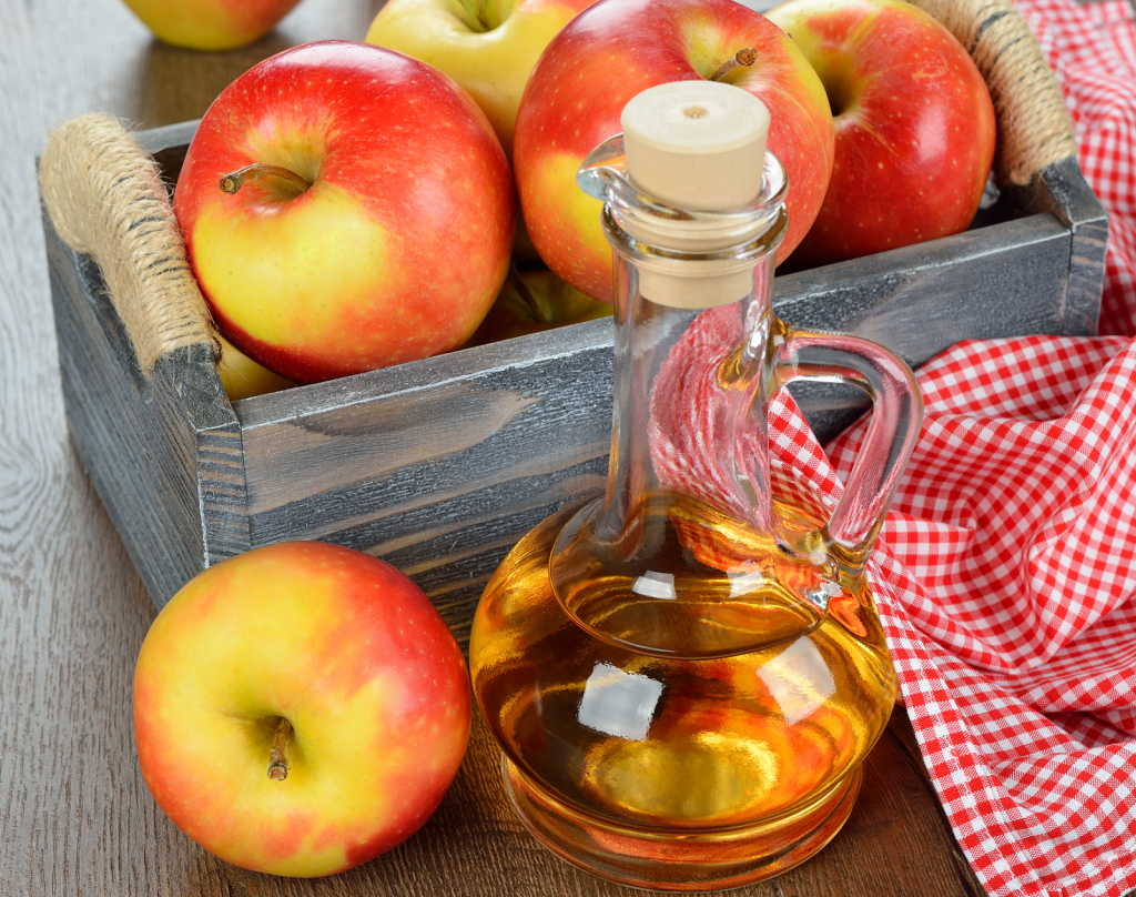 Яблочный уксус при варикозном расширении вен