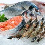 Морепродукты и рыба