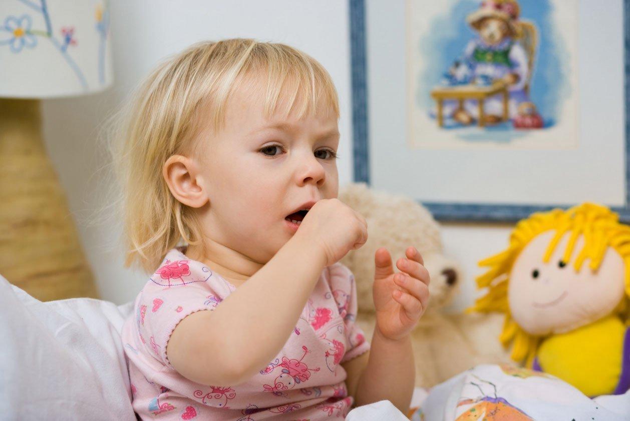 Как остановить приступ кашля
