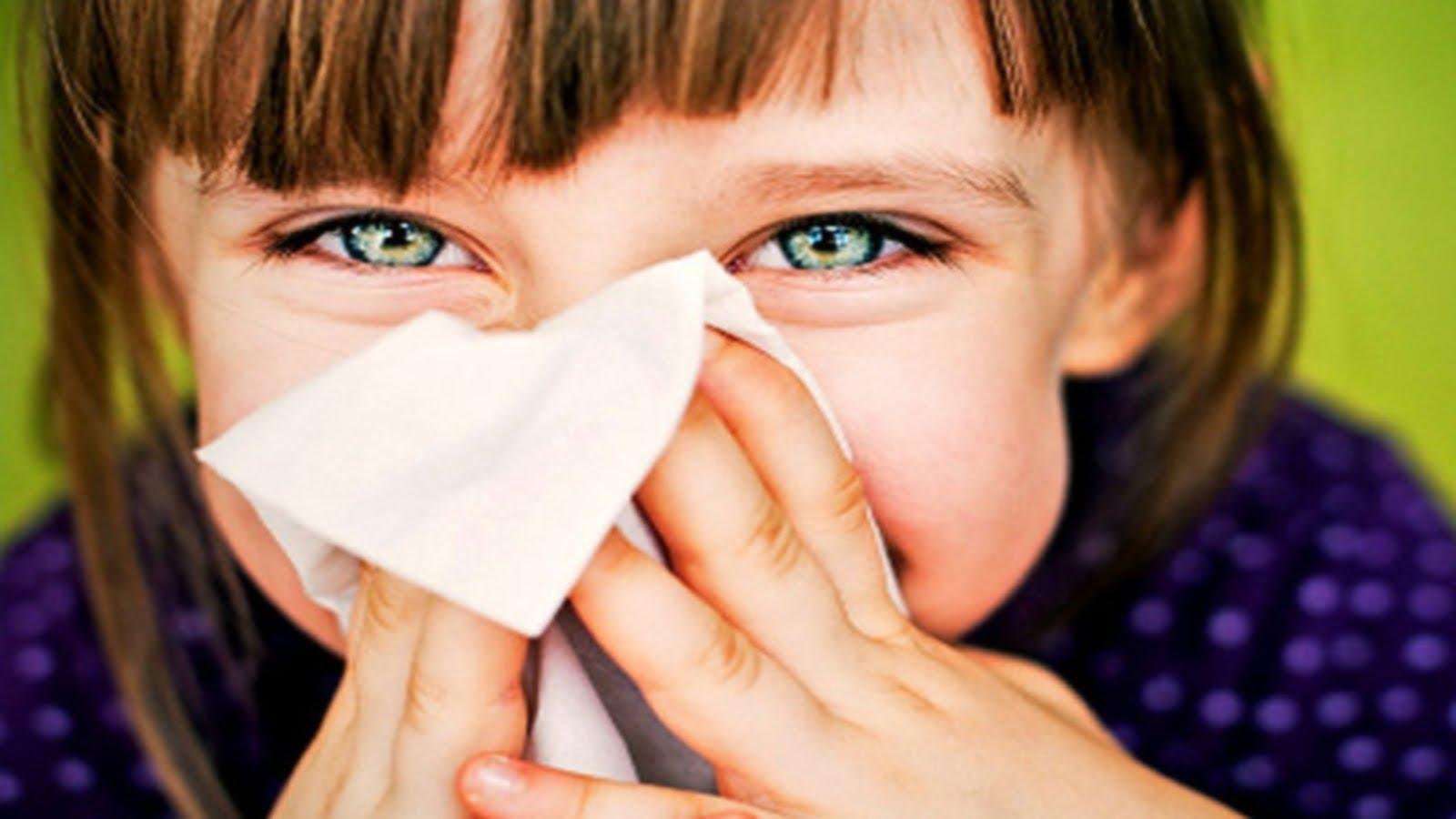 Лекарство от насморка для детей