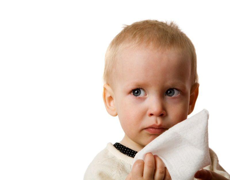 Как лечить гайморит у детей – народные средства