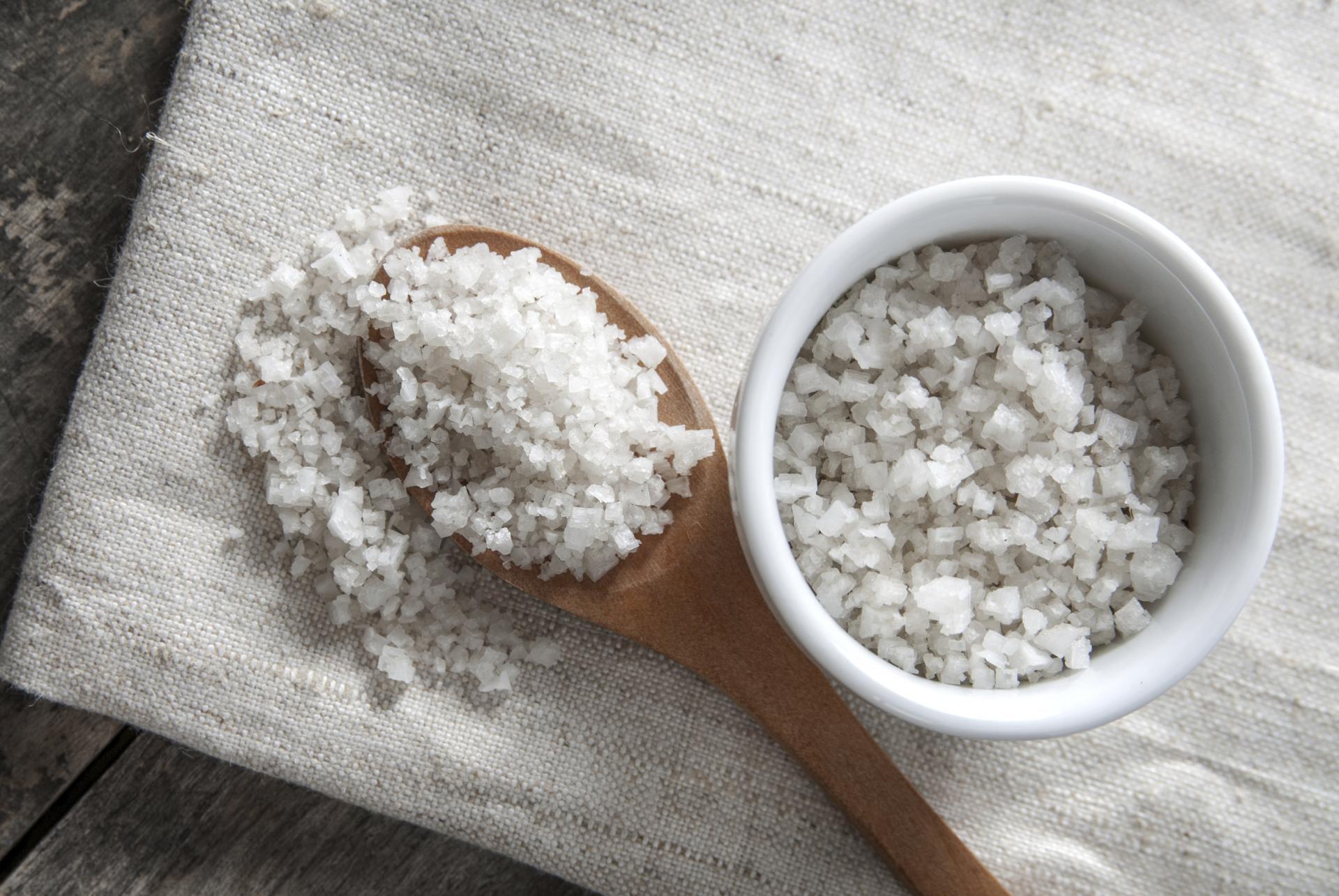 Целебная сила солевых ванн для взрослых и детей