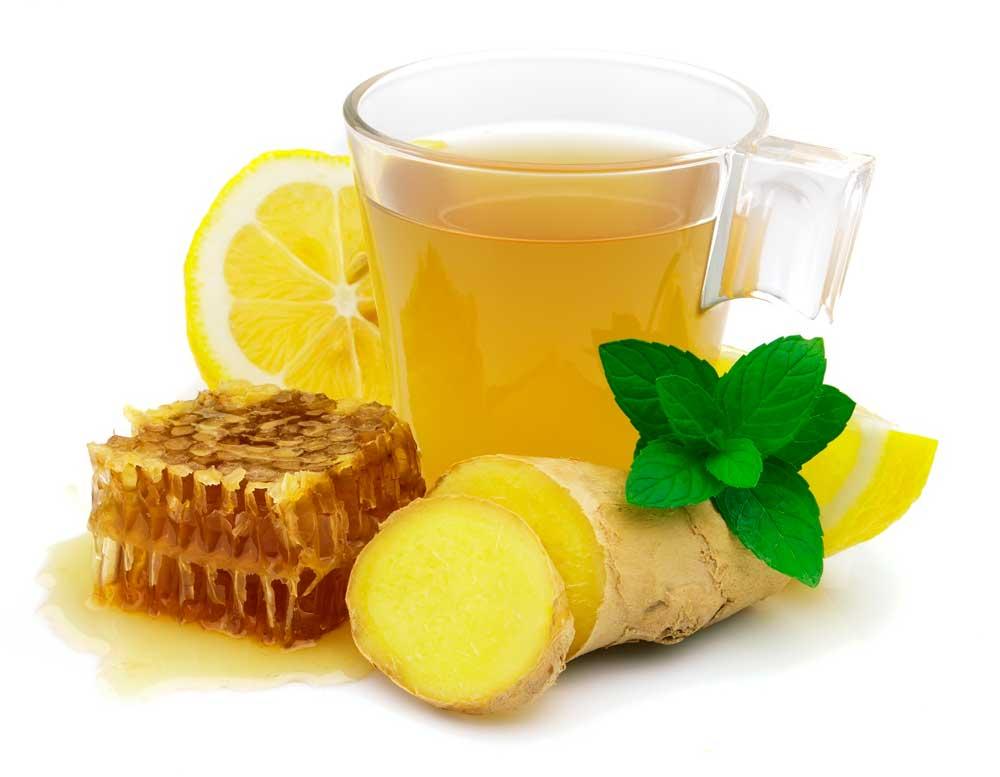 имбирь лимон чеснок для похудения рецепт