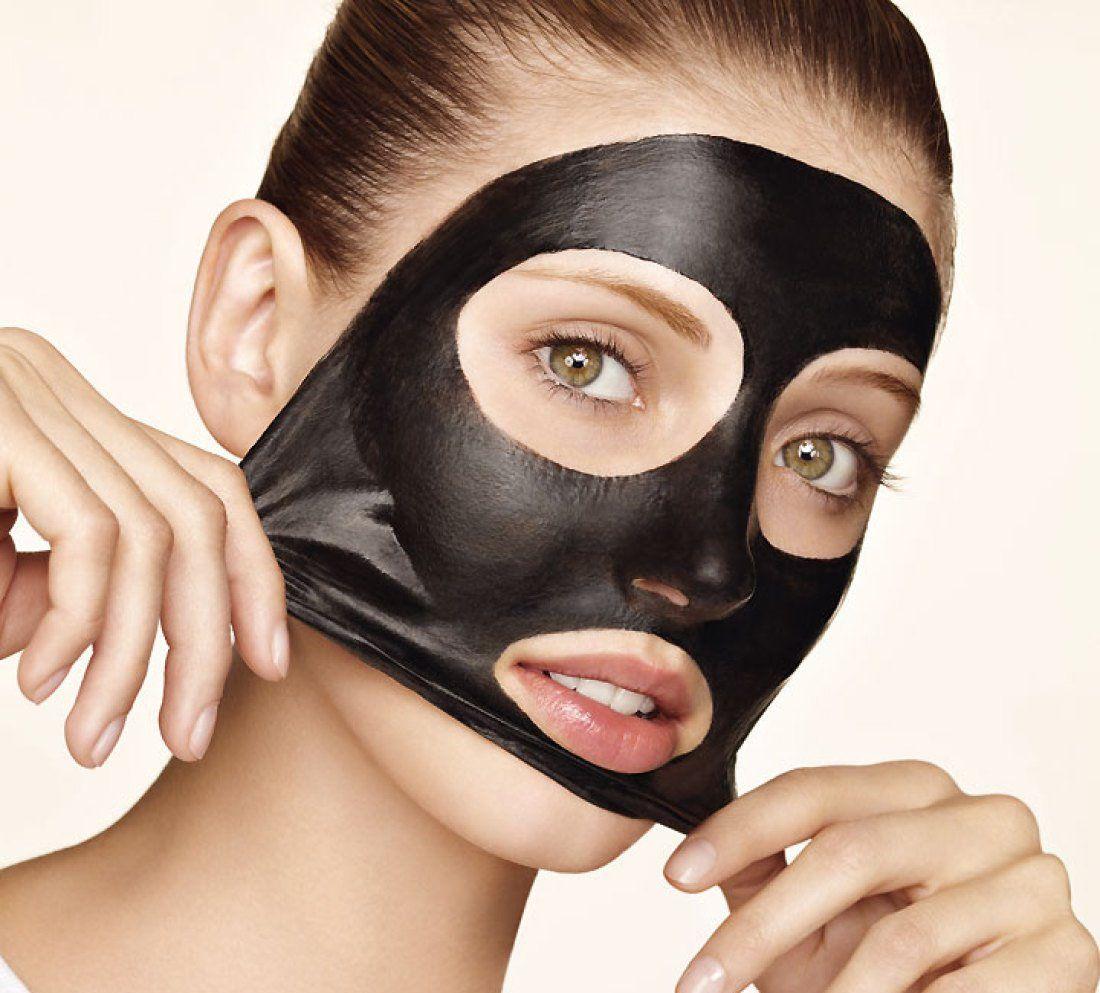 Активированный уголь: таблетки от чёрных точек на лице
