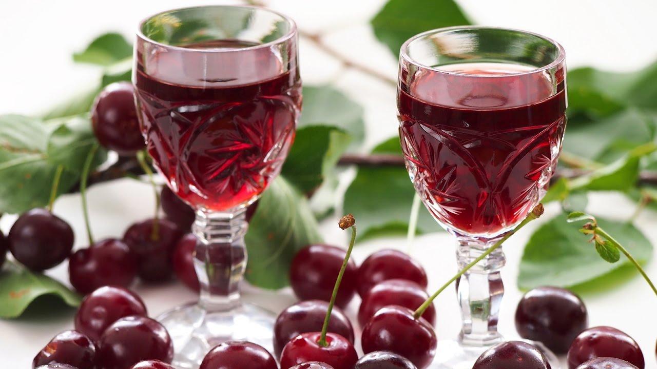 Настойки на вишне: народные рецепты для вкусного лечения